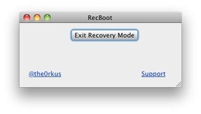 Como hacer downgrade al iPhone 3G de iOS 4 a 3.1.3 - Recboot