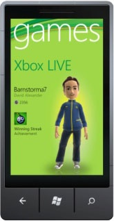 Trailer de Xbox live para Windows Phone 7 - Windows-Phone-7-xbox-live