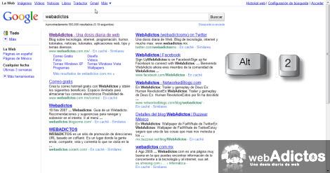 Permitir la búsqueda en multicolumas en Chrome - busqueda-multicolumas-2