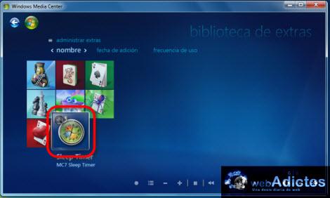 Agregar un Sleep Timer a Windows Media Center - configurar-sleep-timer-windows-media-center