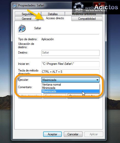 Abrir aplicaciones siempre maximizadas en Windows - ejecutar-aplicacion-maximizada