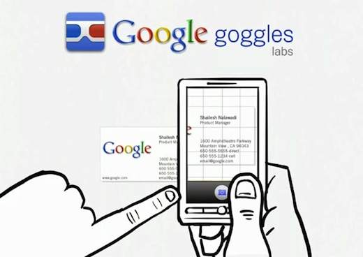 Google Goggles llega al iPhone - google-goggles-iphone