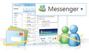 Correo hotmail en WebAdictos - hotmail-mesenger