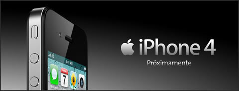 iPhone 4 en Movistar - iPhone4