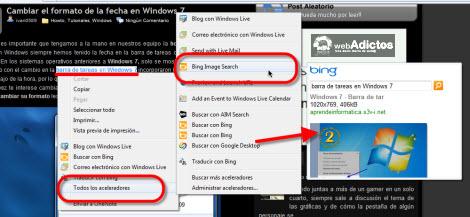 Buscar imagenes relacionadas con el contenido en IE8 - imagenes-relacionadas-internet-explorer2