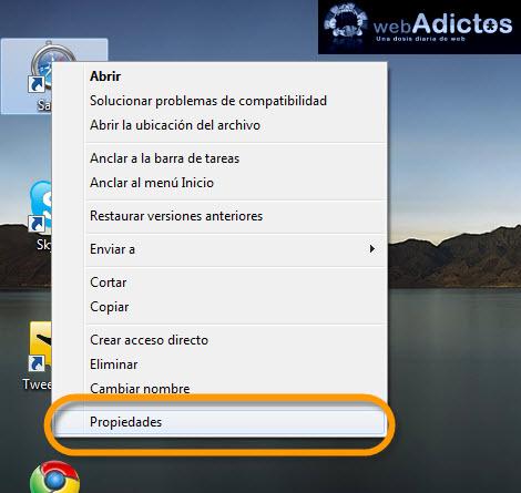 Abrir aplicaciones siempre maximizadas en Windows - propiedades-aplicaciones1