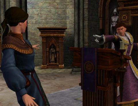 Los Sims Medieval - sims-medieval