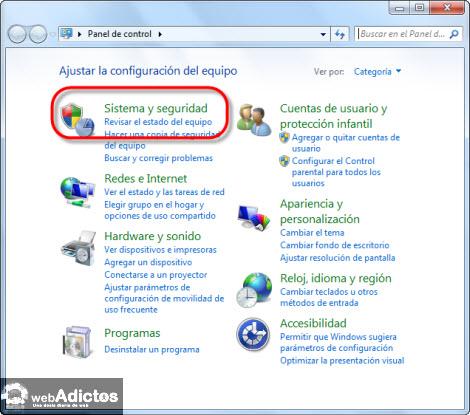 Como desactivar el Firewall en Windows - sistema-y-seguridad