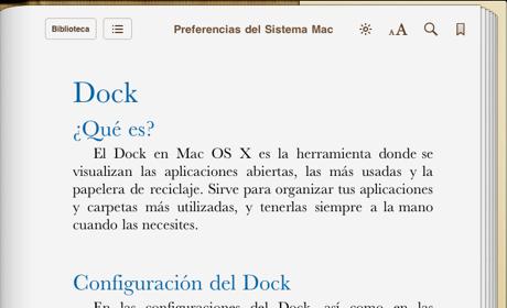 Agregar ePub o PDF a iBooks 5.1 Agregar un ePub o PDF a iBooks