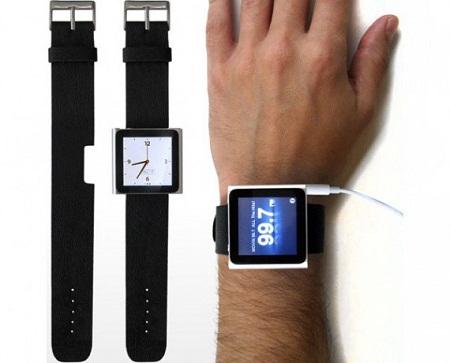 Convertir un iPod Nano en reloj - Convertir-un-iPod-Nano-en-reloj