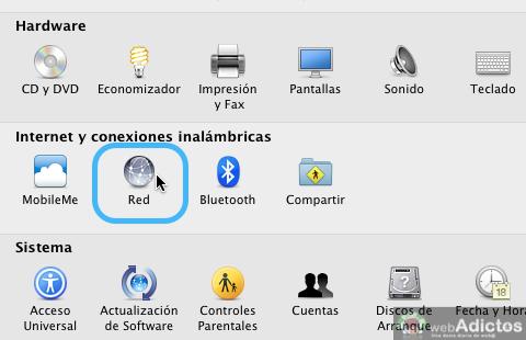 Encontrar direccion MAC en tu Mac 1 Obtener tu dirección MAC en tu Mac