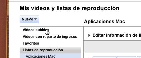Hacer listas de reproducción de tus videos en YouTube - Hacer-listas-reproduccion-youtube-tus-videos_7