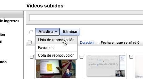 Hacer listas de reproducción de tus videos en YouTube - Hacer-listas-reproduccion-youtube-tus-videos_9