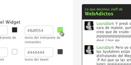 Hacer widget twitter personalizado 7 Crea un widget de Twitter personalizado para tu sitio