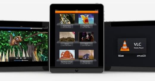 VLC para iPad disponible y para iPhone muy pronto - VLC-iPad
