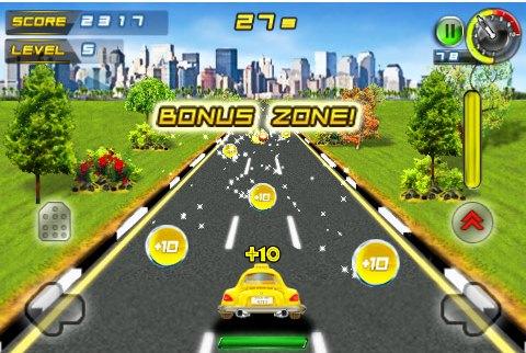 Juego para iPod/iPhone, Whacksy Taxi - Whacksy-Taxi