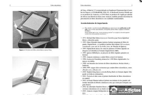 Crear un eBook a partir de un artículo de Wikipedia - ebook-wikipedia
