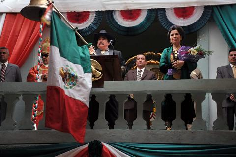 el infierno la pelicula El Infierno (película mexicana), nada que celebrar por el Bicentenario