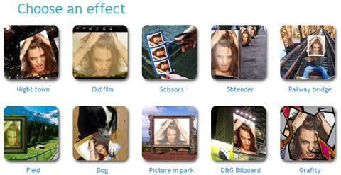 Hacer fotomontajes con PicFast - fotomontajes-divertidos