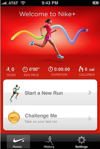 nike+gps Nike+GPS, excelente aplicación para corredores para iPhone