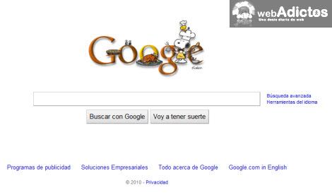 nuevo doodle google Cambiar el logotipo de Google por Google Doodle Favorito