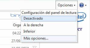 opciones hotmail Hotmail mejora su seguridad