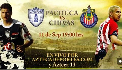Pachuca vs Chivas en vivo, Apertura 2010 - pachuca-chivas-en-vivo-apertura-2010