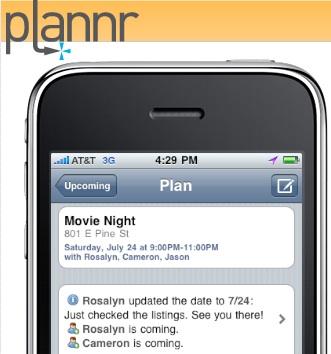 Google posiblemente adquirió a la empresa Plannr - plannr