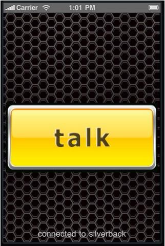Walkie Talkie para iPhone - walkie-talkie-iphone