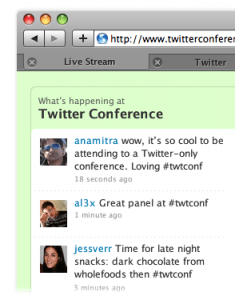 Crea un widget de Twitter personalizado para tu sitio - widget_bg-235x300