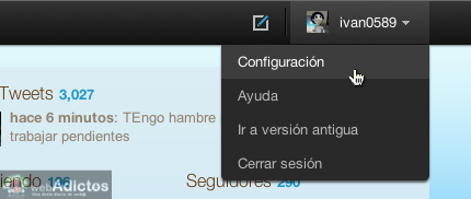 Activar twitter con tu celular movil 1 Activar Twitter por mensajes de texto SMS