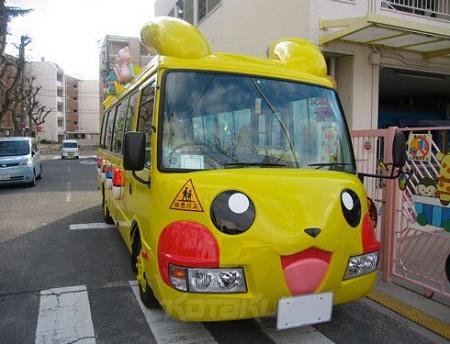 Coches en forma de Pikachu - Coches-en-forma-de-Pikachu-2