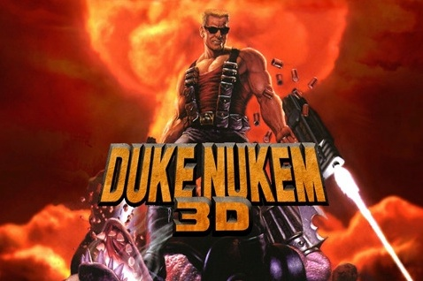 Juego para iPod/iPhone, Duke Nukem 3D - Duke-Nukem-3D