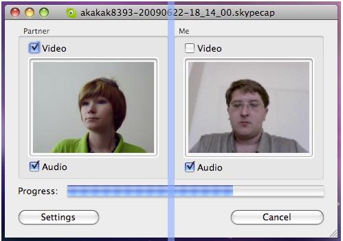 Graba las videollamadas de Yahoo Messenger con IMCapture - IMCap