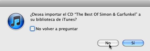 Importar un cd a itunes en buena calidad 1 Ajustes para importar un CD a iTunes con buena calidad