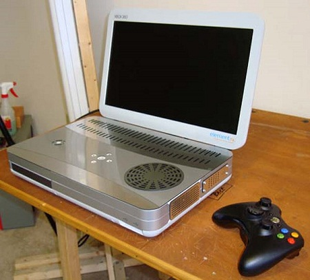 Mod de un Xbox 360 portatil - Mod-de-un-Xbox-360-portatil