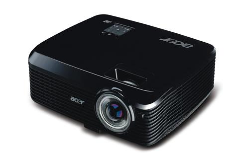 Proyectores Acer con tecnología 3D - X1230S-02