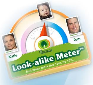 ¿A quién se parece tu bebe? averigualo con Look-alike - a-quien-se-parece-bebe
