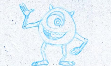 como dibujar como pixar kyle lambert 1 Kyle Lambert te enseña a dibujar como Pixar