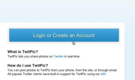 compartir imagenes twitter con twitpic 2 Compartir imágenes en Twitter desde Twitpic