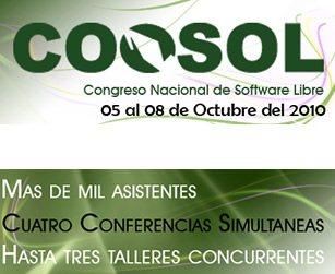 Congreso Nacional de Software Libre 2010 - consol-2010