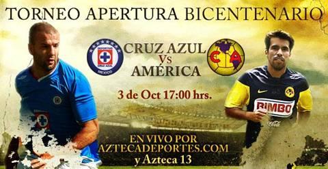 Cruz Azul vs America en vivo, apertura 2010 - cruz-azul-america-en-vivo-apertura-2010