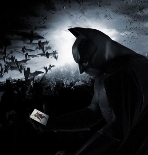 El título de la nueva película de Batman será The Dark Knight Rises