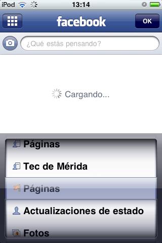 facebook iphone noticias elegir Como manejar páginas en Facebook desde tu iPhone