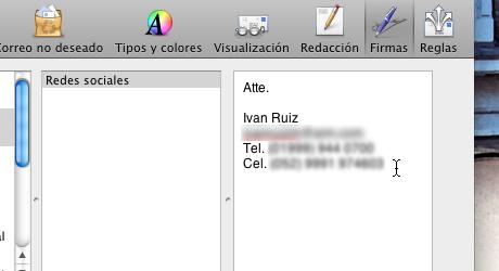 Hacer firma de correo en Mail para Mac - firma-mail_6