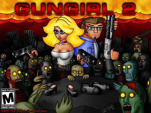 Juegos gratis, GunGirl 2 - gungirl-2