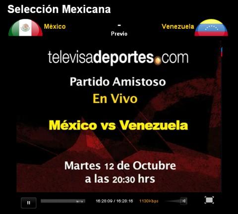 Mexico vs Venezuela en vivo, Bicentenario - mexico-venezuela-en-vivo-bicentenario