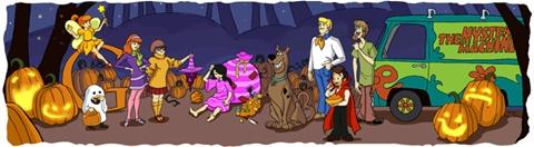 Scooby-Doo en Doodle por Halloween - scooby-doo-doodle-halloween