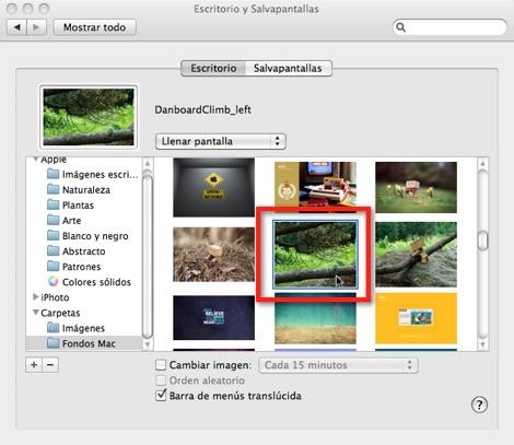 Como poner un wallpaper Dual-screen en tu Mac - seleccionar-fondos-de-pantalla