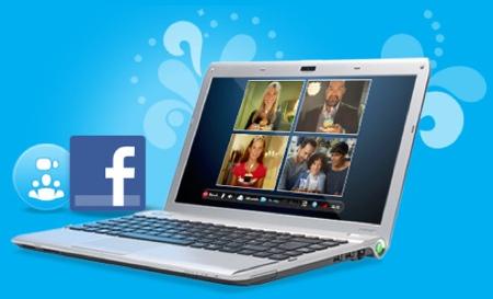 Skype para Windows ahora integra Facebook - skype-integra-facebook